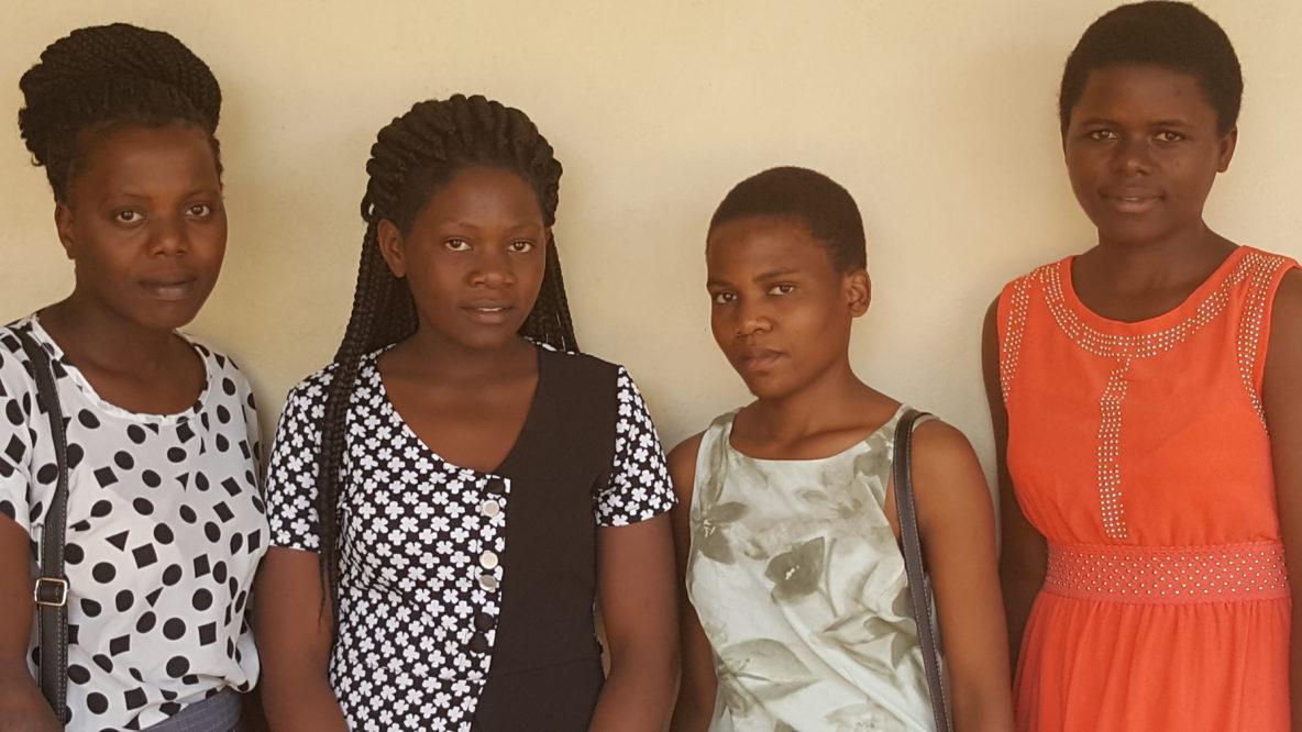 MMF girls at Soko Grad Assoc launch