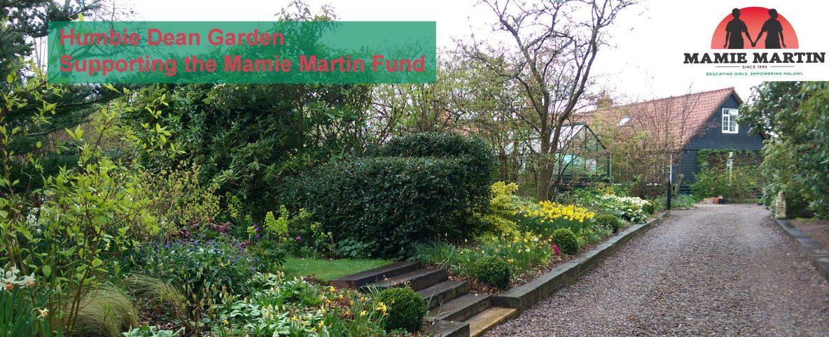 Humbie Dean garden