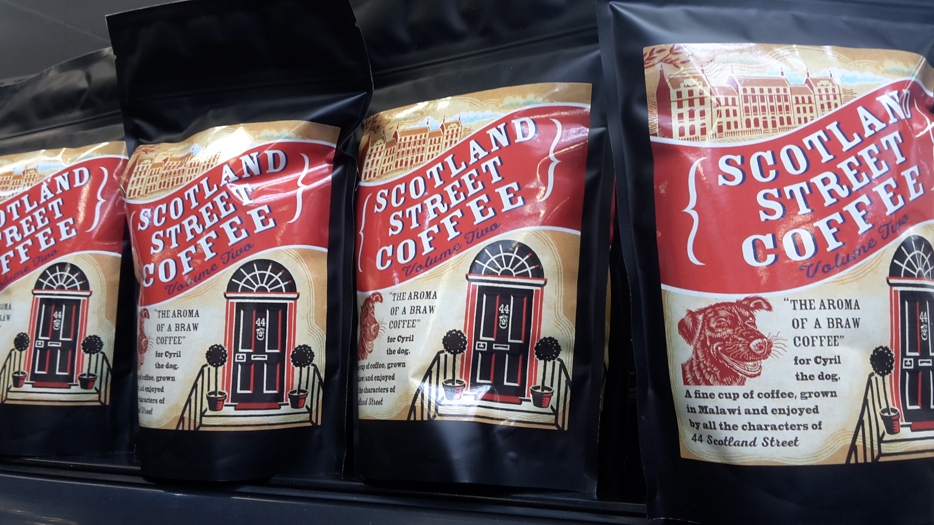 Scotland Street Coffee